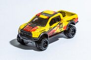 Raptor Yellow frontside