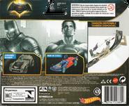 Batman v Superman 2-Pack package back klein