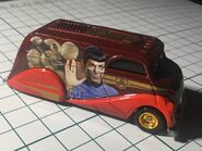 Deco Delivery. Star Trek, Spock