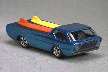 Surf Board Vehicles
