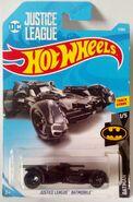Justice League Batmobile 2018 Batman 1-5 1-365