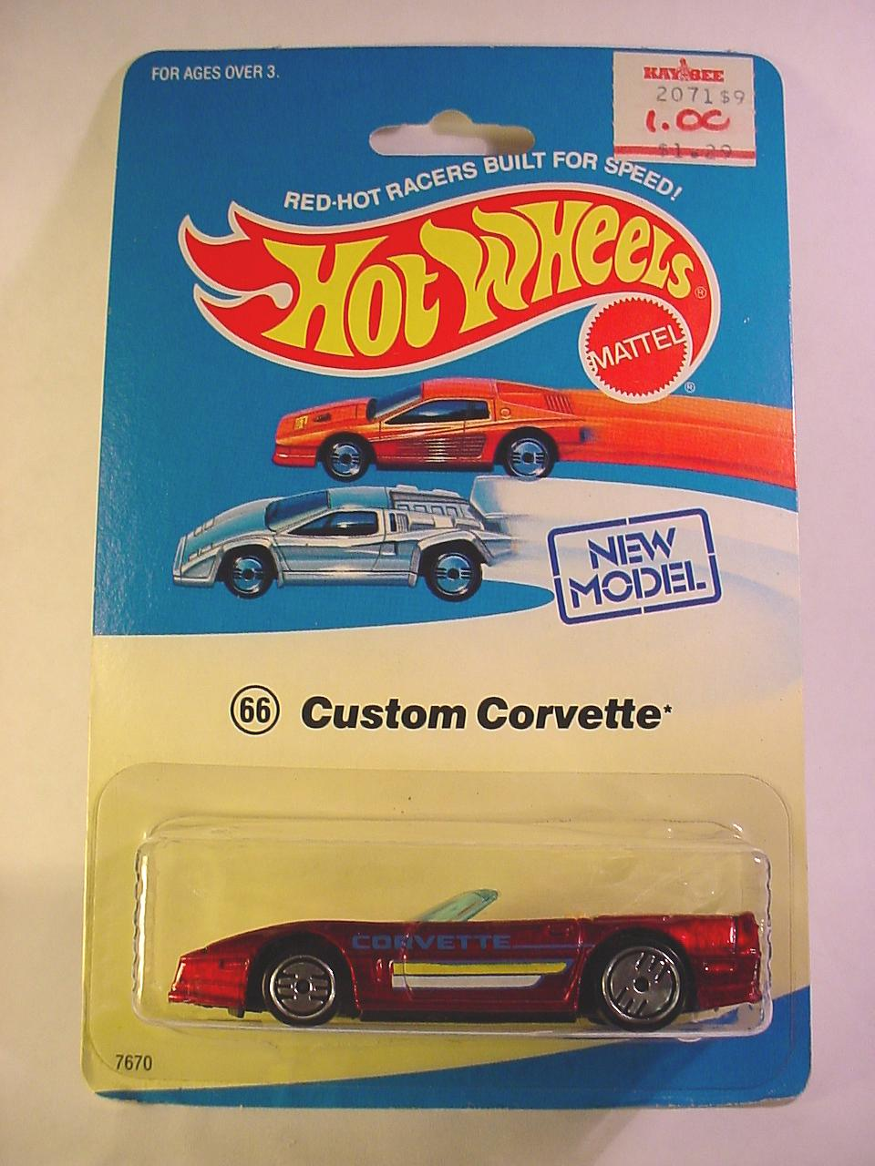 Custom Corvette Convertible