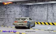 04 Nissan Skyline GT-R(R34)