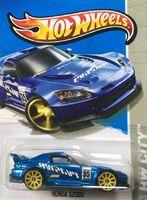 2013 021-250 HW City - Honda S2000 '35 Evasive' Blue