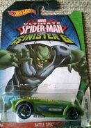 Battle Spec Ultimate Spider-Man vs The Sinister 6 Series