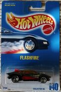 Hot Wheels Flash Fire collector