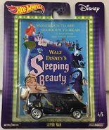 2019 Hot Wheels Pop Culture Sleeping Beauty Super Van