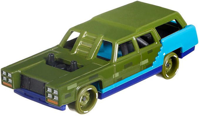 Zombie (Character Car)