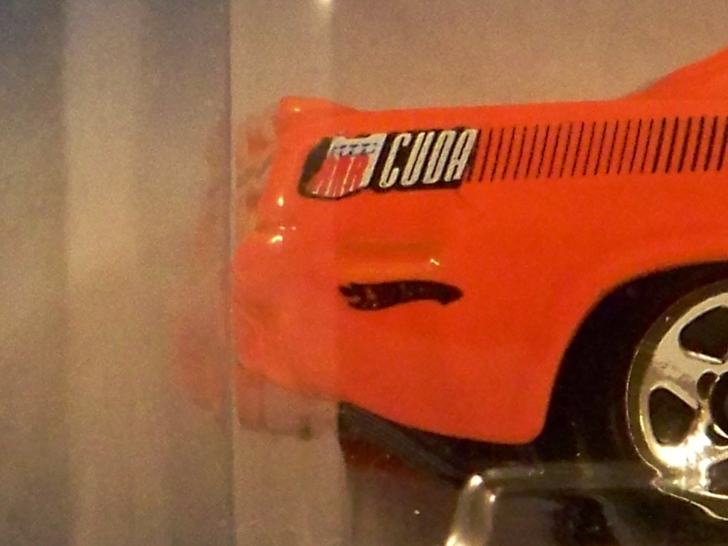 '70 Plymouth AAR Cuda