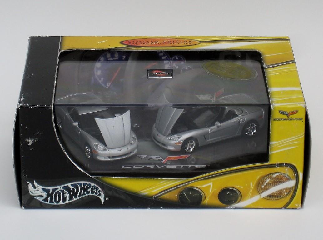 C6 Corvette 2-Car Set