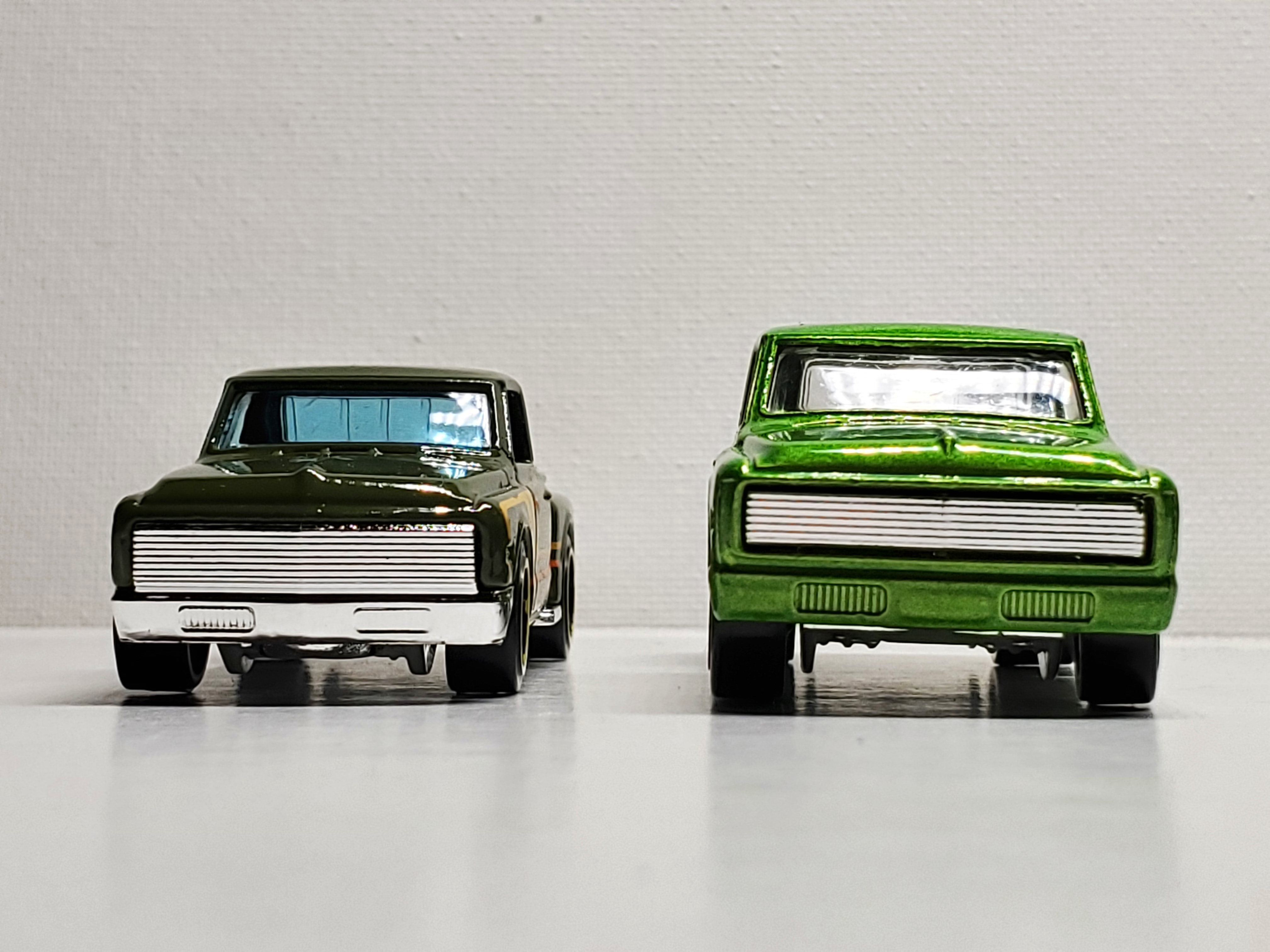'69 Chevy Pickup (2020 retool)