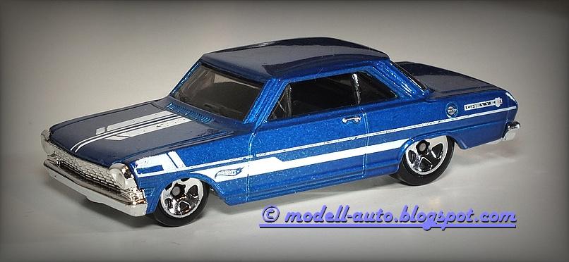 '63 Chevy II
