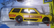 Datsun Bluebird Wagon(510) Yellow Momo Kroger Exclusive