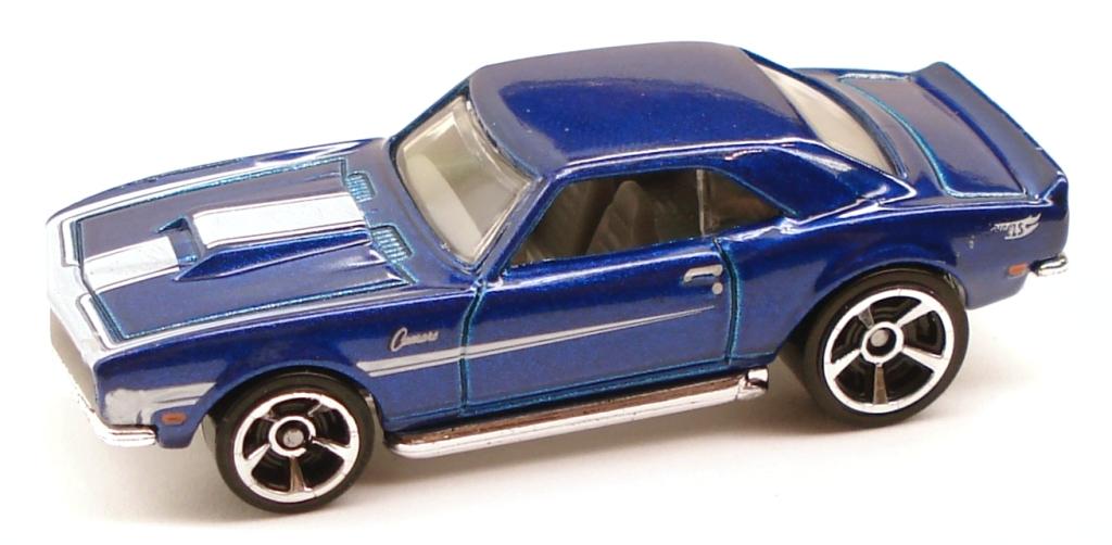 '68 COPO Camaro