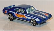 69' Pontiac GTO (3774) HW L1160786
