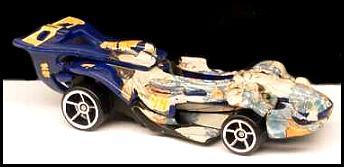 Musha Motors Race Car