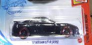17 Nissan GT-5 (R35) Black Kroger Exclusive