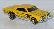 67' Pontiac GTO (3766) HW L1160752