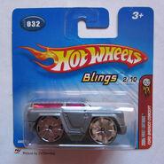 Ford Bronco Concept Blings Blister Short 24