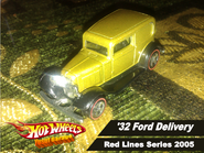 32 Ford Delivery 2005