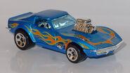 68' Corvette Gas Monkey (4118) HW L1170861