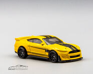 GRY02 - 2020 Ford Mustang Shelby GT500-1