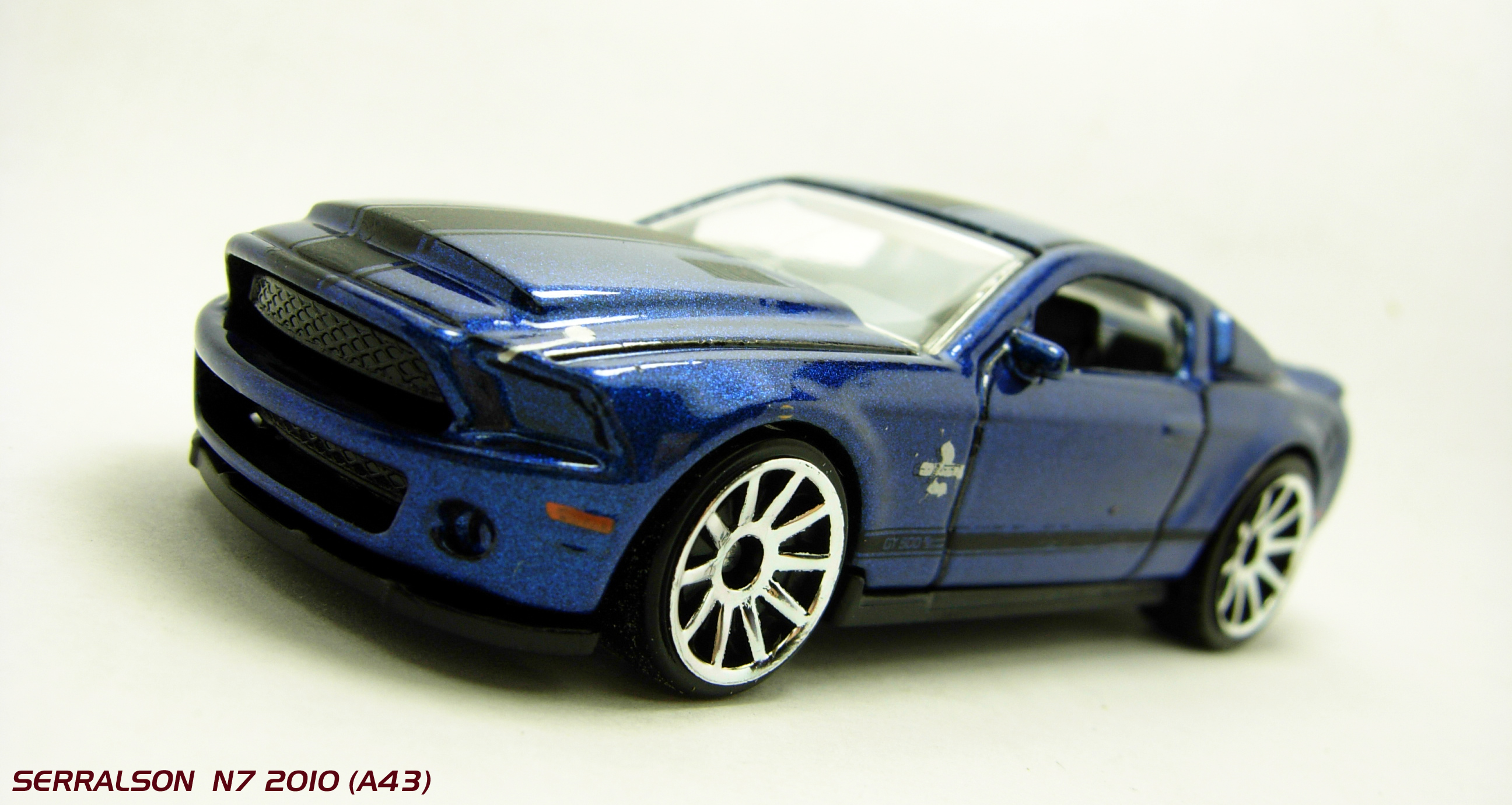 '10 Ford Shelby GT500 Super Snake