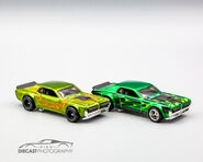 68 Cougar Supers