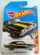 69 Dodge Charger 500 (Bla) MoonE Muscle M 6 - 17 Cx