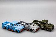 Trio of 2017 Mainline Custom '56 Ford Truck-2