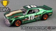 70 Chevy Chevelle SS - 15 Speed Team Green 600pxDM