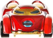 BDM74 Hot Wheels Marvel Character Cars - Iron Man Marvel Cars Iron Man XXX 3