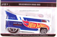 13th Nationals Drag Bus
