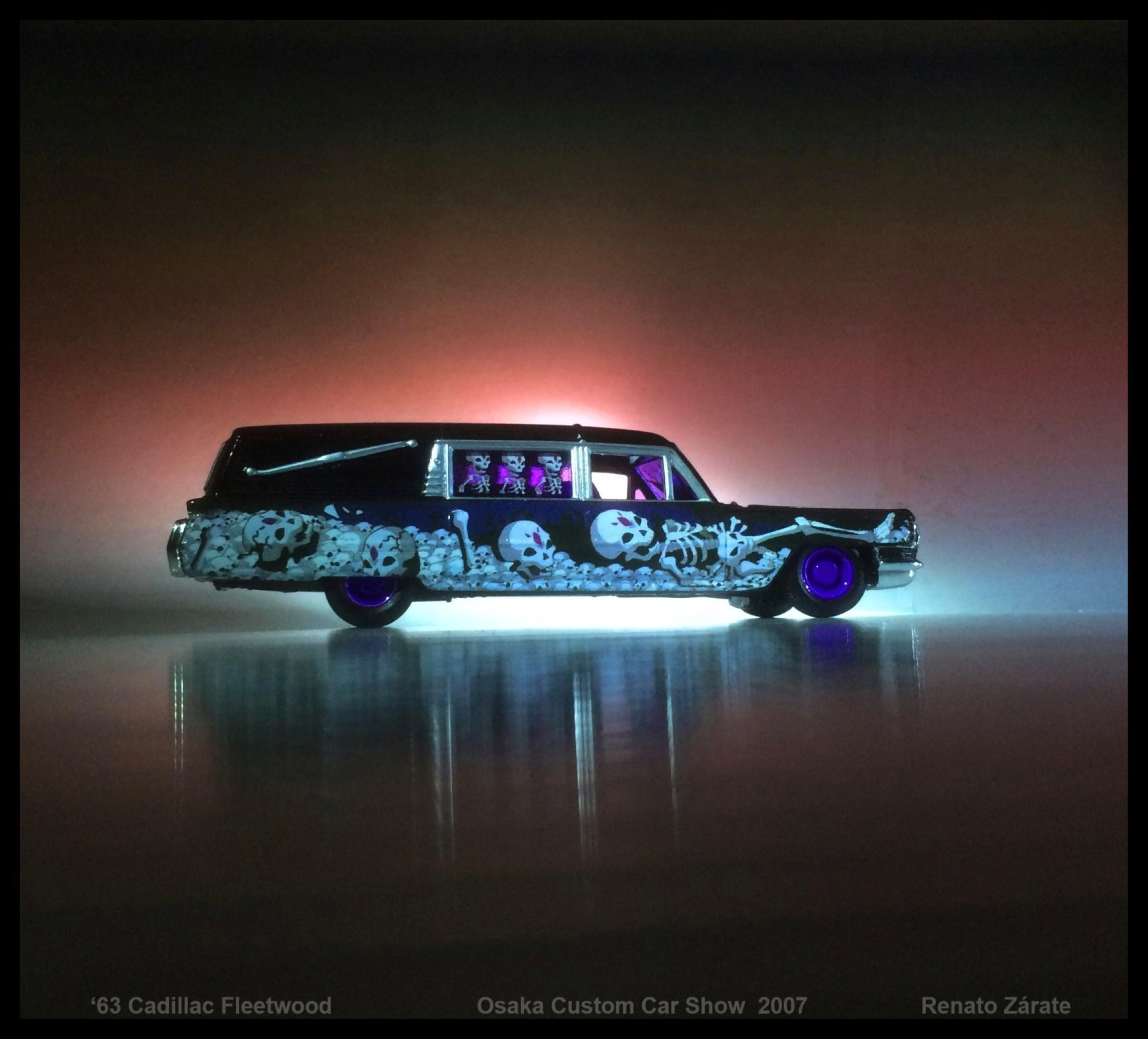 '63 Cadillac Fleetwood
