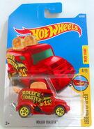 Roller Toaster (Red) Legends oS 4 - 17 Cx