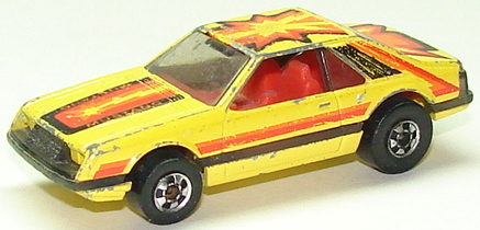 List of 1980 Hot Wheels new castings