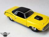'70 Plymouth Barracuda (hardtop)