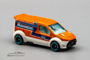GHC65 - Hot Wheels Ford Transit Connect-1