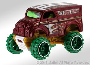 Holiday Hot Rods Series (2016)