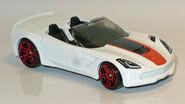 14' Corvette Stingray (4500) HW L1190184