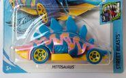 (2) Motosaurus 2020 Street Beasts 3-10 138-250