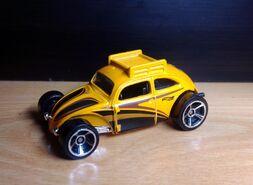 2020 Custom Beetle multipack yellow