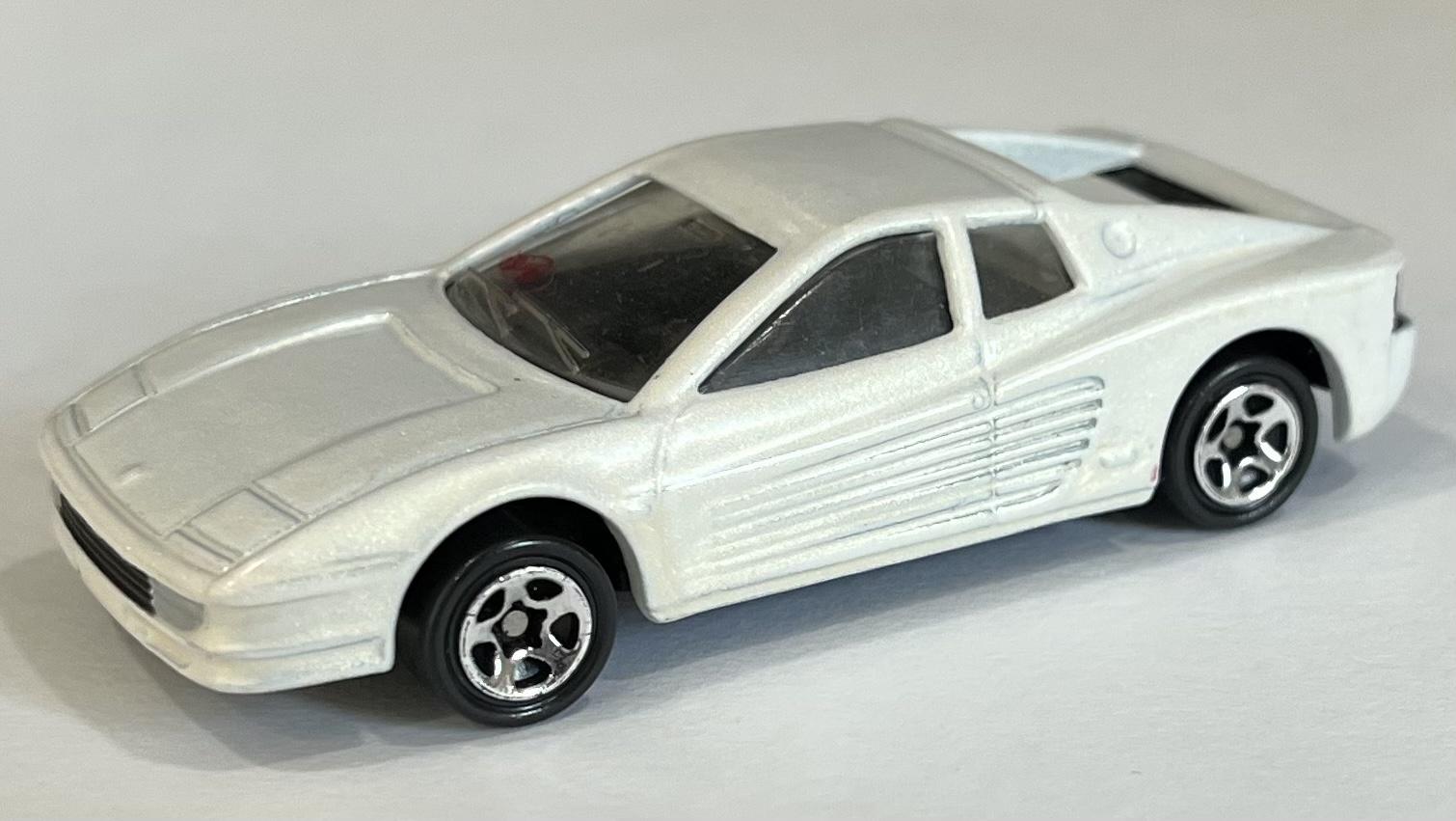 Ferrari Testarossa (Corgi)