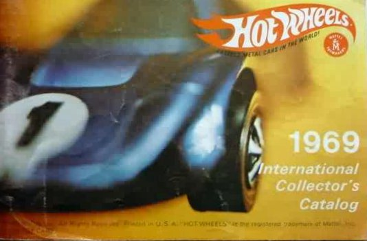 List of 1969 Hot Wheels