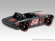 2021 Red Edition Triumph TR6 back