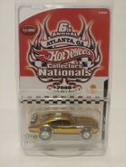 6th Annual Hot Wheels Collectors Nationals OLDS 442 BLISTER
