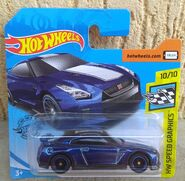 2020 HW Speed Graphics - 10.10 - '17 Nissan GT-R (R35) 2020 Model 50th Anniversary Version 08