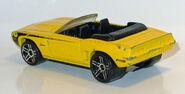 69' Camaro convertible (4332) HW L1180418