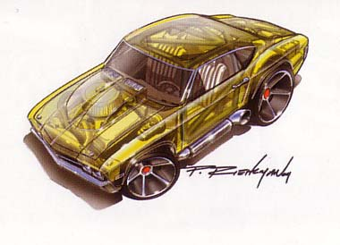 '69 Chevelle (X-Raycers)
