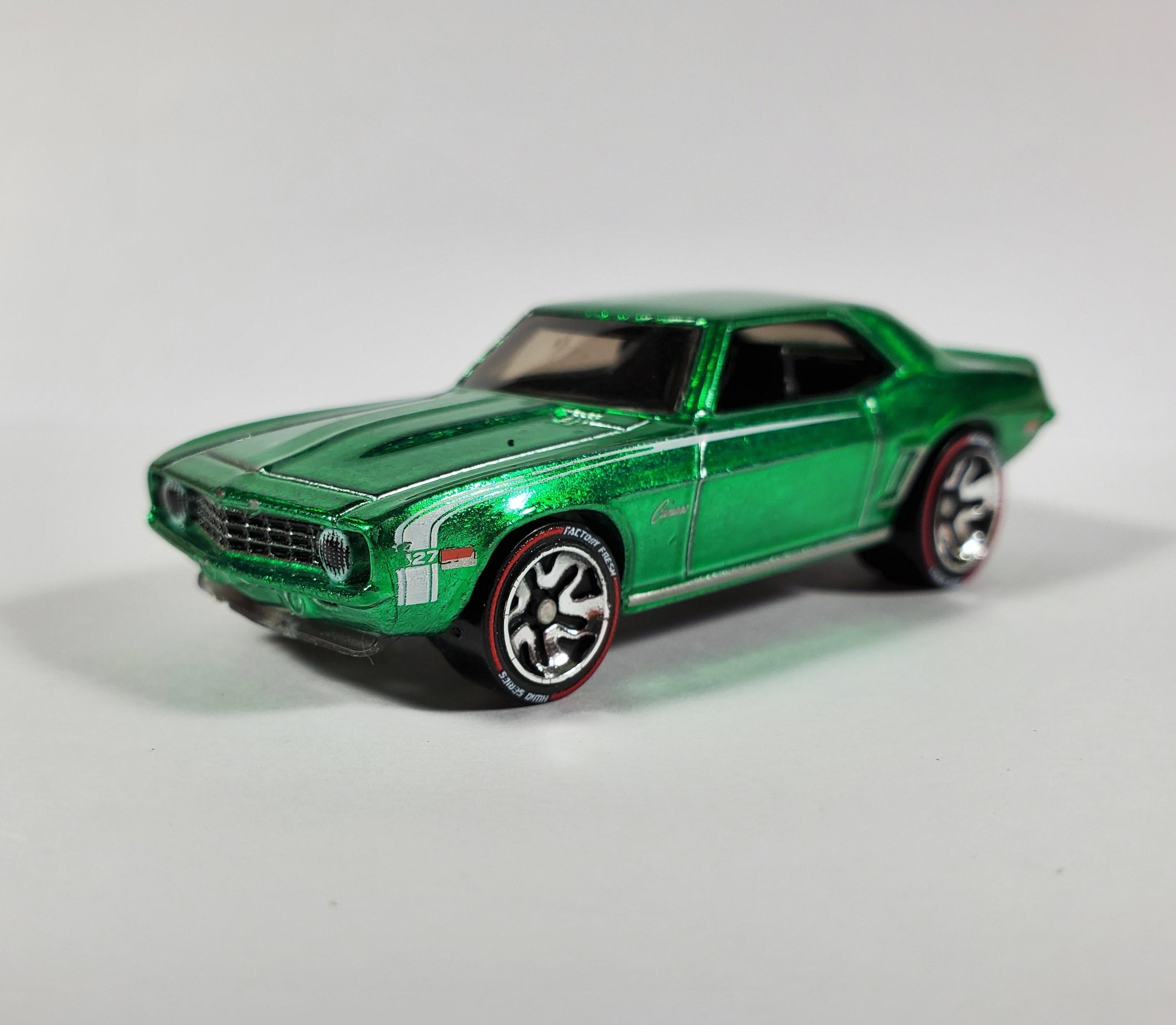 '69 COPO Camaro